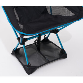 Helinox Ground Sheet - Accessoire tente - for Chair Two noir